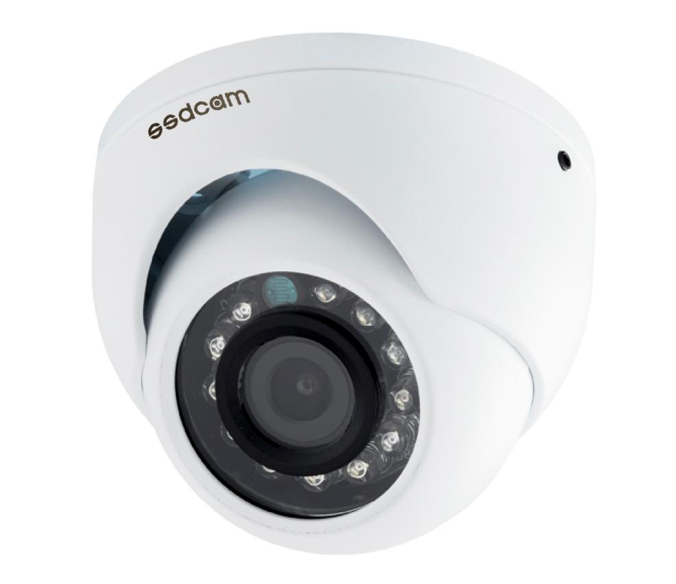 Антивандальная IP камера IP-722