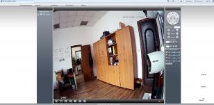 IP видеокамера IP-716M