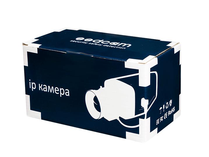 IP видеокамера IP-122M