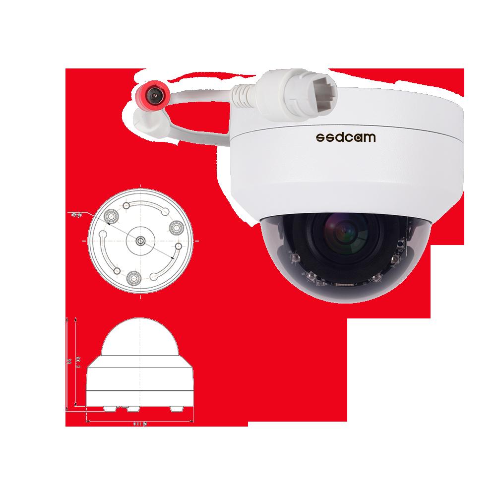 "PTZ IP камера IP-792PS ""D"""
